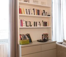 Création De Bibliothèques Sur-mesure
