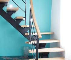Création D'un Escalier Sur-mesure