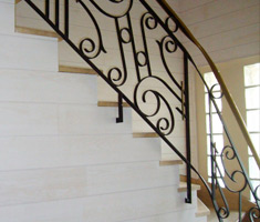 Habillage D'un Mur Et D'un Escalier